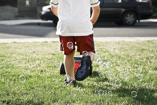 Even simple activities like mowing the lawn can make a big difference for your health.